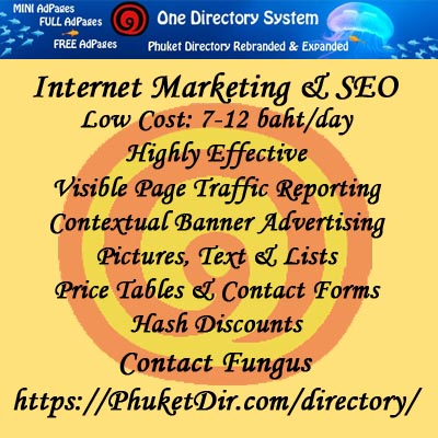 Phuket Directory Internet Marketing